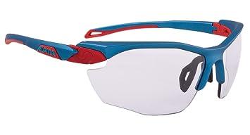 Alpina Sportbrille/Sonnenbrille Twist Five HR VL+ blau/rot (958) 0 OQITLwVHwf