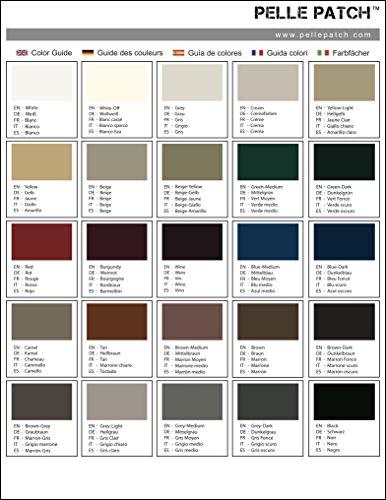Pelle Patch - Color Guide ()