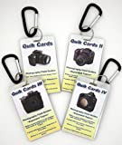 4-Pack Cheatsheets. Quick reference cards. Digital Camera Guide. Photography Manual Tips for Digital or Film SLR cameras Canon Nikon Olympus Sony Fuji Pentax Contax Leica Mamiya Hasselblad Bronica