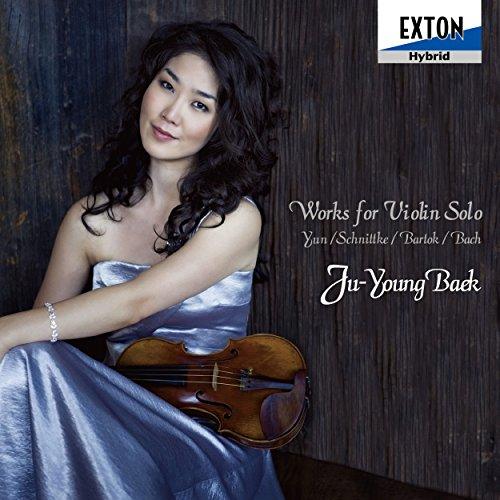 Ju-Young Baek (violin) - Works for Violin Solo [SACD Hybrid] (Japan Import)