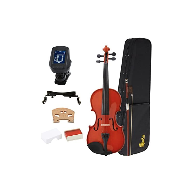 Kaizer Violin Acoustic Full Size 4/4 Cla