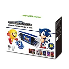 SEGA GENESIS ULTIMATE PORTABLE GAME CONSOLE 2017 [AT GAMES]