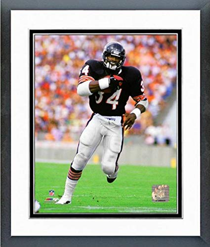 Walter Payton Chicago Bears Action Photo (Size: 12.5
