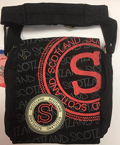 Small Scotland messenger bag