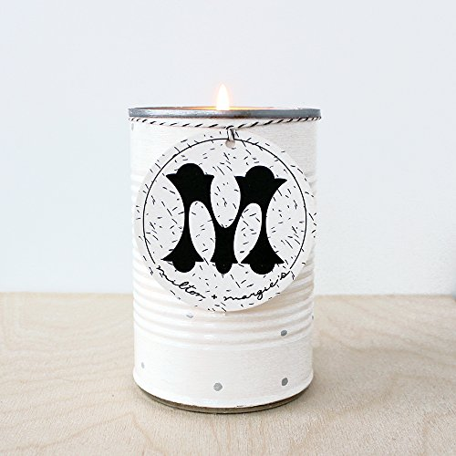 Home Collection Soy Wax Candle - Lavender Lemon Soy Candle in Diamond, 15 oz.
