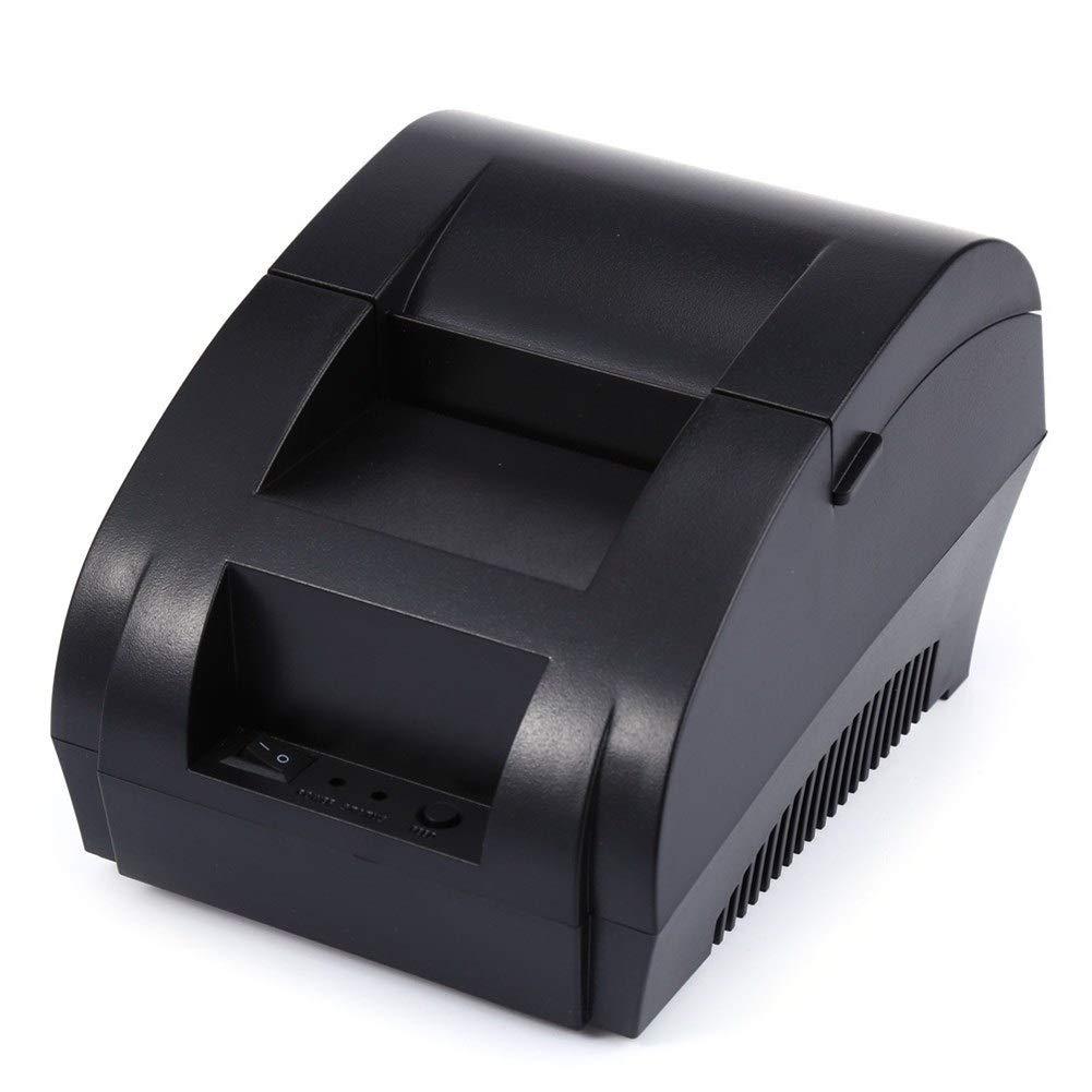Impresora térmica Impresora De Recibos Térmica USB Mini Impresora ...