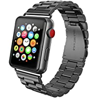 SWEES for Apple Watch Band 42mm Stainless Steel, iWatch...