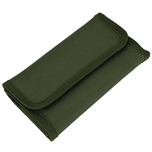 VGEBY Roll-UP Pouch Fly Tying Tool Nylon Bag Fishing Lure Bag Fly Fishing Tool Bag
