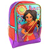 Princess Elena of Avalor 16 inch Backpack (Elena Purple)