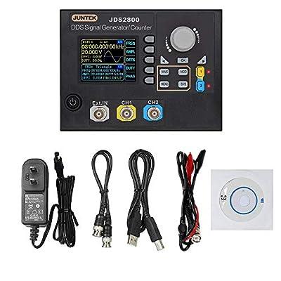 60MHZ Digital Dual-Channel DDS Function Signal Generator Arbitrary Waveform Pulse Signal Generator