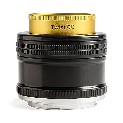 Lensbaby Twist 60 for Nikon