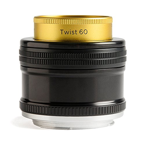 Lensbaby Twist 60 for Nikon F by Lensbaby