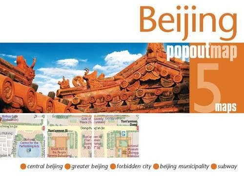 Beijing PopOut Map (Footprint PopOut Map) pdf epub
