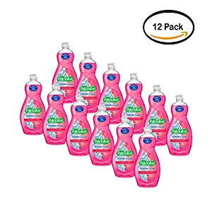 PACK OF 12 - Palmolive Ultra Liquid Dish Soap, Baking Soda and Grapefruit - 20 fl oz