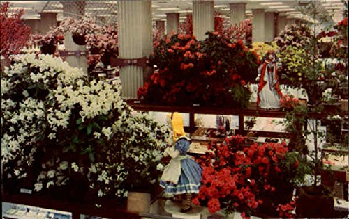 Macy's Annual Easter Flower Show Flowers Original Vintage - Show Macy's Flower