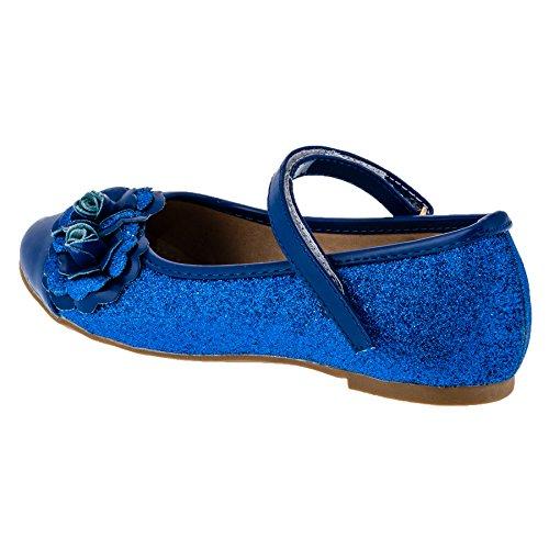 Mikelo - Bailarinas Niñas #136bl Blau