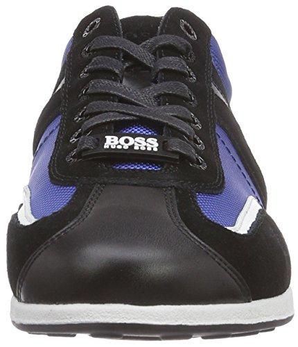 Hugo Boss Mode Sneakers Stiven Mockaskor 50247608 Svart