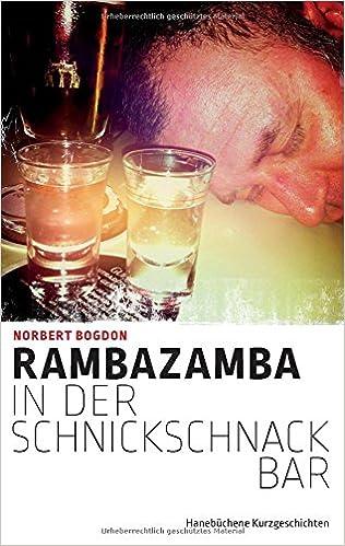 Book Rambazamba in der Schnickschnackbar
