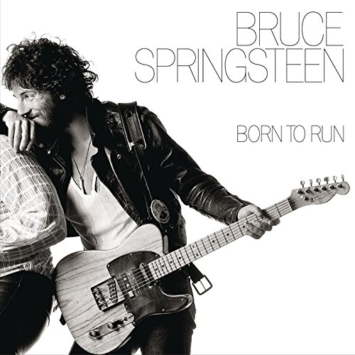 Original album cover of Born to Run by Bruce Springsteen