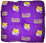 College Covers Louisiana State Tigers Floor Pillow