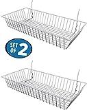 Wire Basket Gridwall Baskets