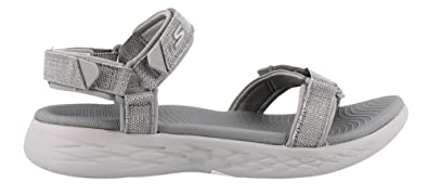 5ca1fb9479a2 Skechers On The Go 600 Women s Radiant Sandals - SS18  Amazon.co.uk ...