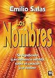 Los Nombres, Emilio Salas, 8479271213
