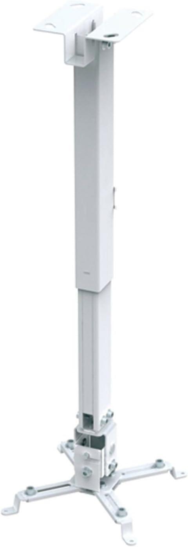 Fonestar - Soporte proyector Techo Extensible spr-548b Blanco 65cm ...