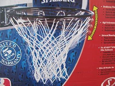 Spalding Huffy 7801S Slam Jam Black Basketball Rim