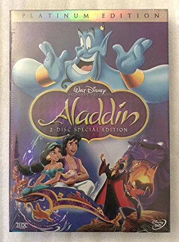 Aladdin Two Disc Set Special 2004