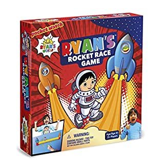 Ryan's Rocket Race Game