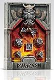 Dwarven Metal Dice Set (7)