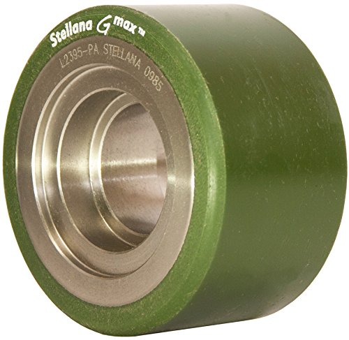 Stellana-L2395-PA-5-Outer-Diameter-x-2-78-Width-Premium-95A-Polyurethane-Gmax-Load-Wheel-Directly-Replaces-115032-Forklift-Crown-244-x-0826-Deep-Bearing-Bore