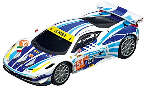 Carrera GO!!! GT Contest 1:43 Scale Electric Powered Slot Car Race Track Set - Corvette vs Ferrari by Carrera (Image #3)