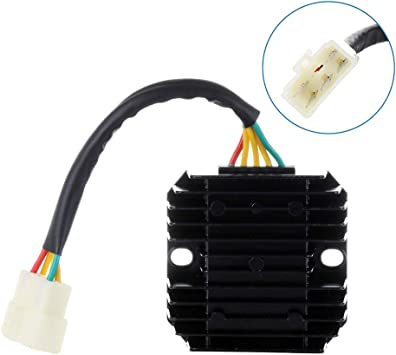 Voltage Regulator Rectifier Relay Parts 260cc Linhai 260 Touring Scooter Moped