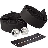 Handlebar Tape Bicycle Road Bike Sport Gym Cork Grip Wrap Ribbon Tape /& Bar Plug