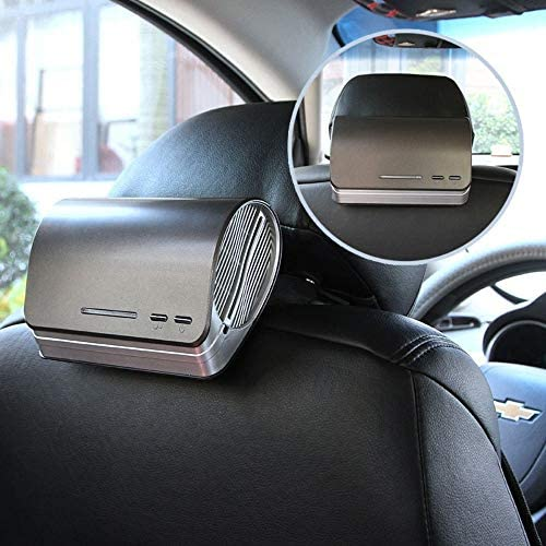 Car Air Purifier Ionizer Aromatherapy product image