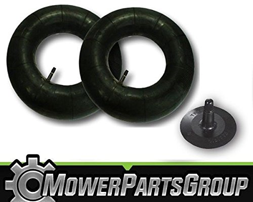 Pair of New 11-4.00-5 11x4x5 TR13 Lawn Mower Tire Inner Tubes