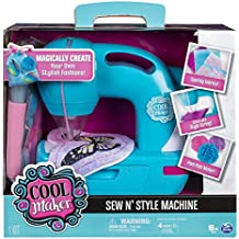 Cool Maker - Sew N' Style Sewing Machine with Pom-Pom Maker Attachment (Edition May Vary)