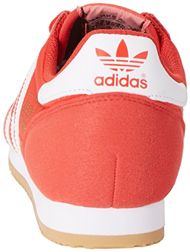 rouge Hommes Ftwr Og Blanc Dragon Gomme Baskets Adidas 3 Pour Rouge YI0S1