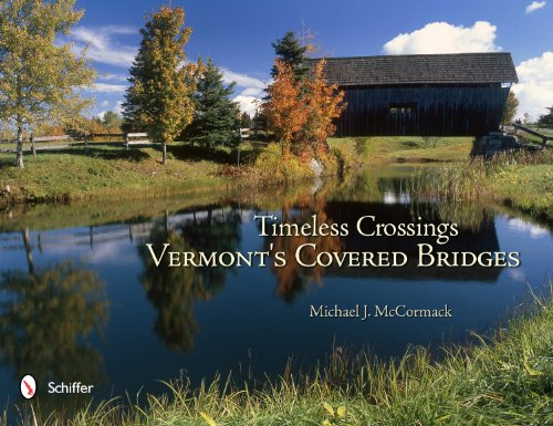 Travel Vermont's rural landscape and covered bridges through 293 colored images. From Southern Vermont to the Northeast Kingdom and everyplace in-between more than 100 bridges are shown crossing over and through open mountain pastures, dense forests,...