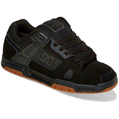 Up Shoes Lace Stag DC Black Men's Bgm v7qf61I