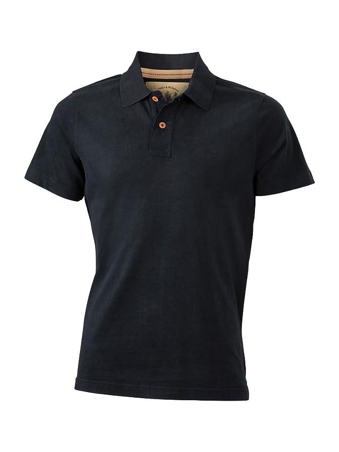 James & Nicholson JN941 Mens Vintage Wash Polo at Amazon Men's Clothing  store: Polo Shirts