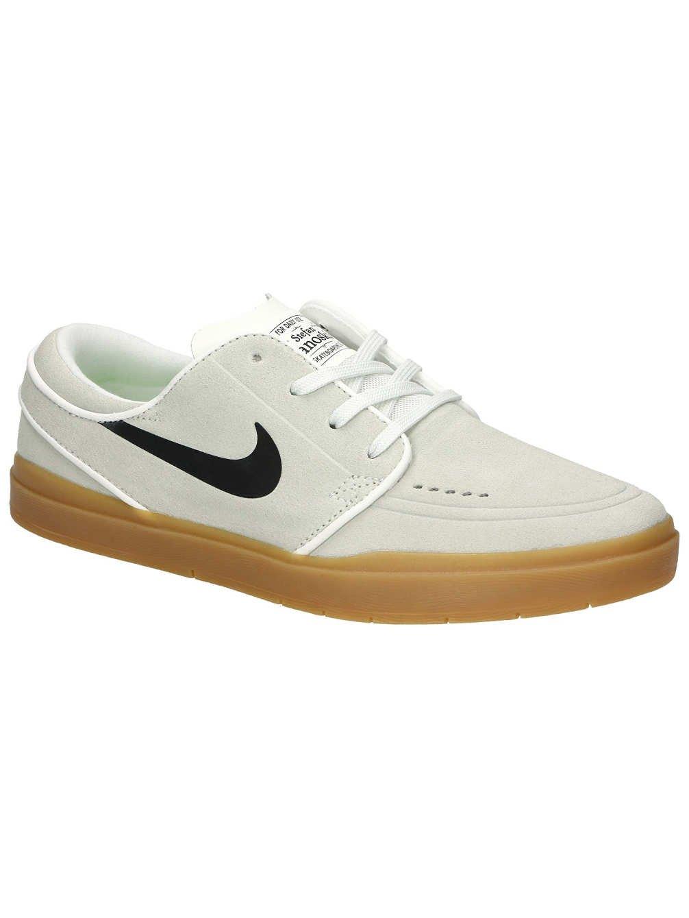 best cheap 6647e 89414 Galleon - Nike Stefan Janoski Hyperfeel Mens Skateboarding-Shoes  844443-100 9.5 - Summit White Black Gum Light Brown