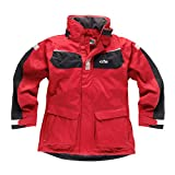Gill IN12J Coast Jacket (Red/Graphite, XL) IN12JRXL
