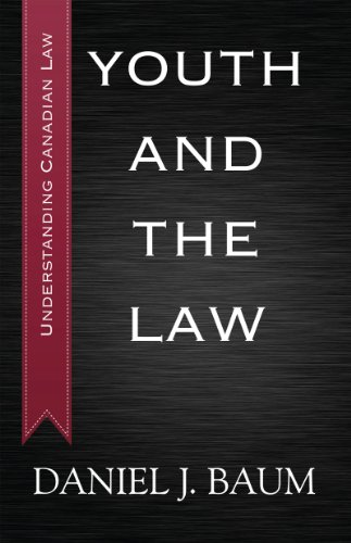 Download Youth and the Law (Understanding Canadian Law) book pdf