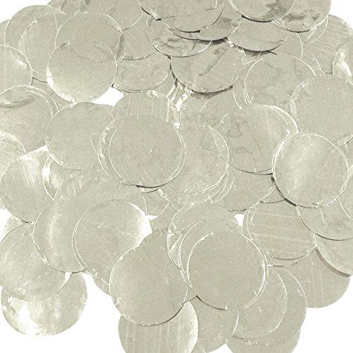 Allydrew Tissue Confetti Metallic Silver product image