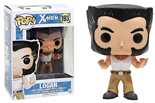 Funko Pop! X-Men - Logan Exclusivo  !!!