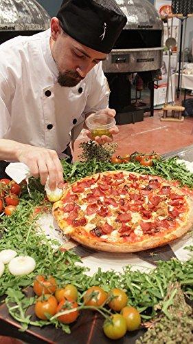 Home Comforts LAMINATED POSTER Pizza Uniform Chef Pizzeria C