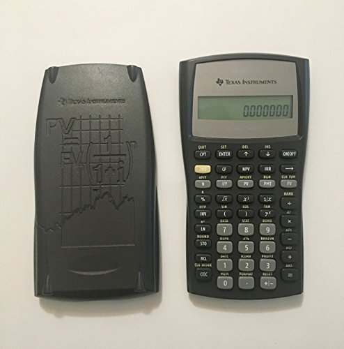 TEXBAIIPLUS Texas Instruments BA-II Plus Adv. Financial Calculator Deal (Large Image)